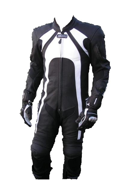 Charge One-Piece Motorcycle Racing Leathers (Custom)