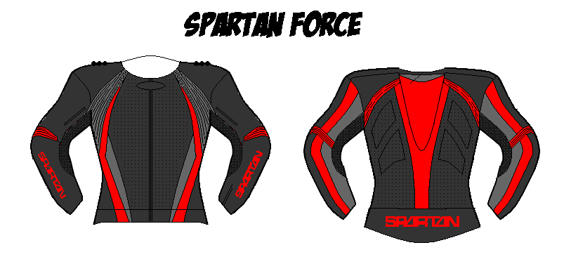 Force Motorcycle Jacket (Custom)