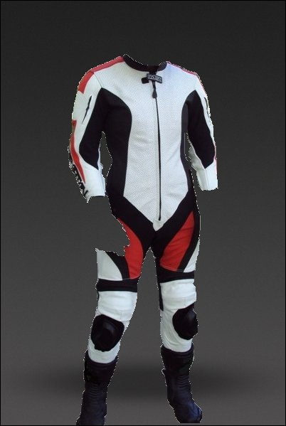 Spartaness One-Piece Motorcycle Leathers (Custom)