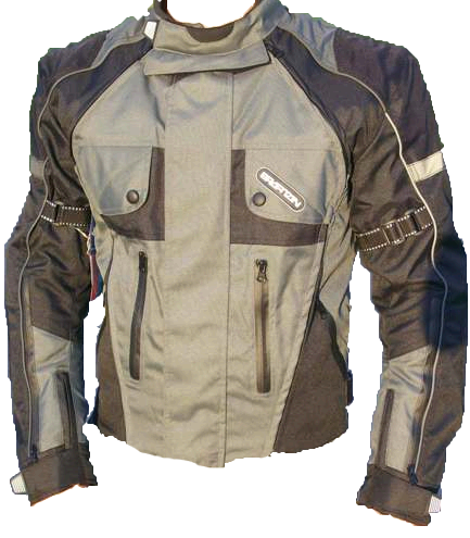 Sport-Tour Convertible Textile Jacket