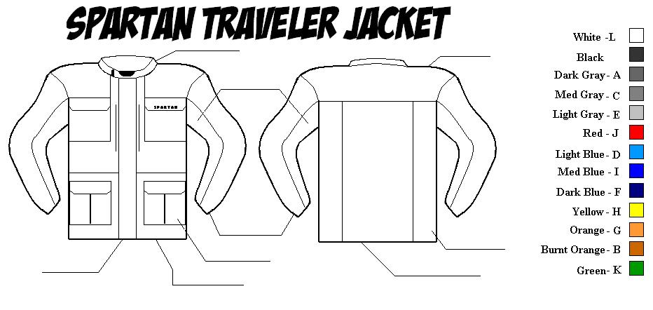 Jacket Template Fashion Designer Pictures