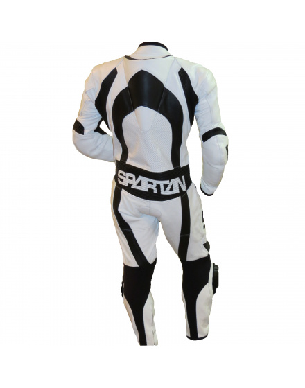 Charge 1 piece Racing leathers - Rear View