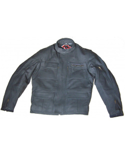 Spartan Traveler Custom Leather Jacket