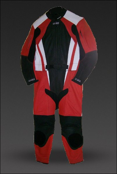 Force Two-Piece Motorcycle Leathers (Custom)